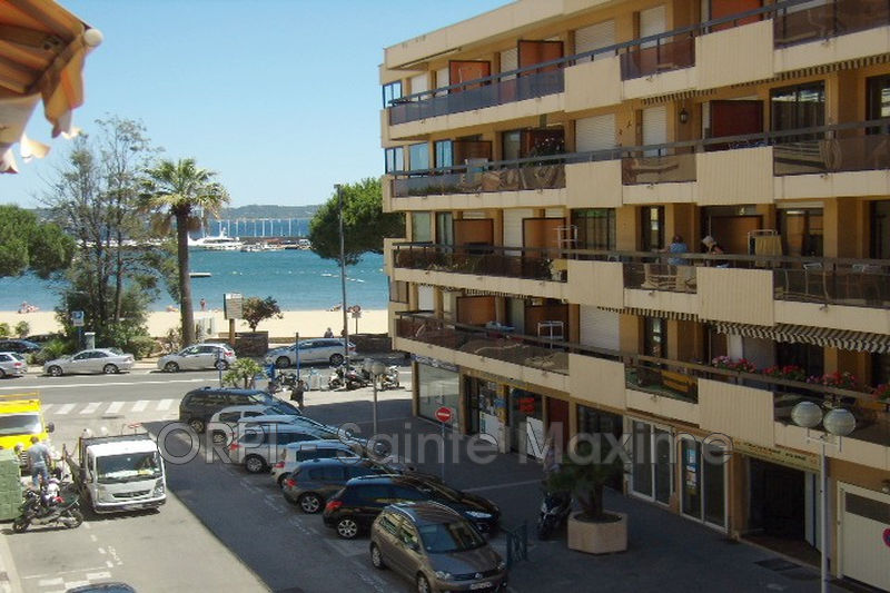 Photo Apartment Sainte-Maxime Centre-ville,  Vacation rental apartment  1 room   20 m²