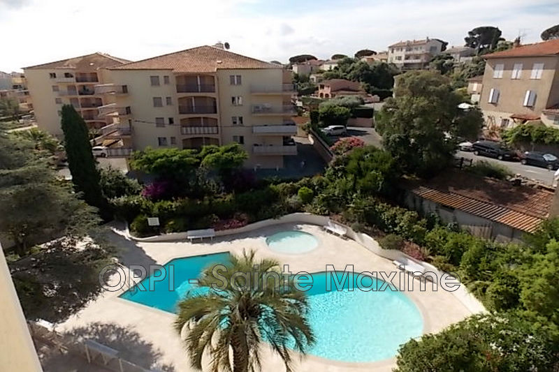 Photo Apartment Sainte-Maxime Centre-ville,  Vacation rental apartment  2 rooms   47 m²