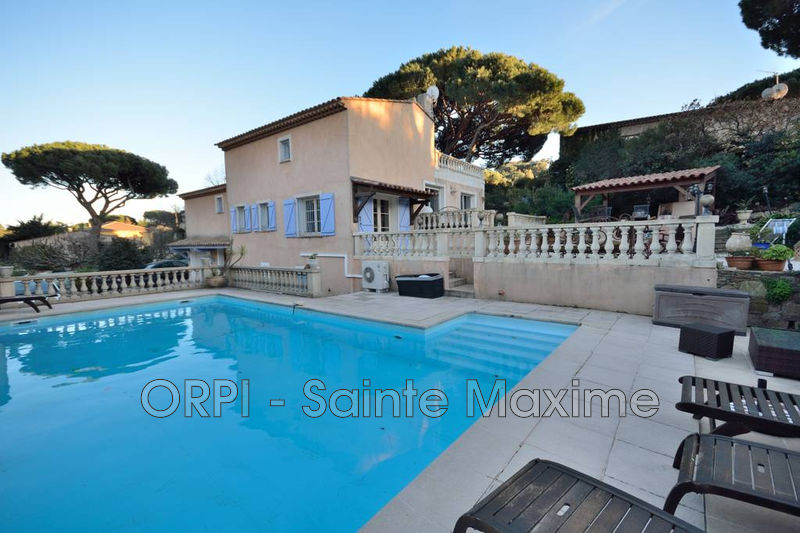 Photo Villa Sainte-Maxime Proche plages,  Vacation rental villa  3 bedroom   143 m²
