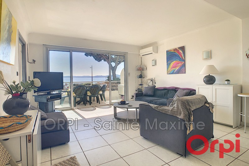 Photo Apartment Sainte-Maxime Centre-ville,  Vacation rental apartment  2 rooms   50 m²