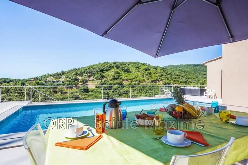 Photo Villa Grimaud  Vacation rental villa  5 bedroom   228 m²