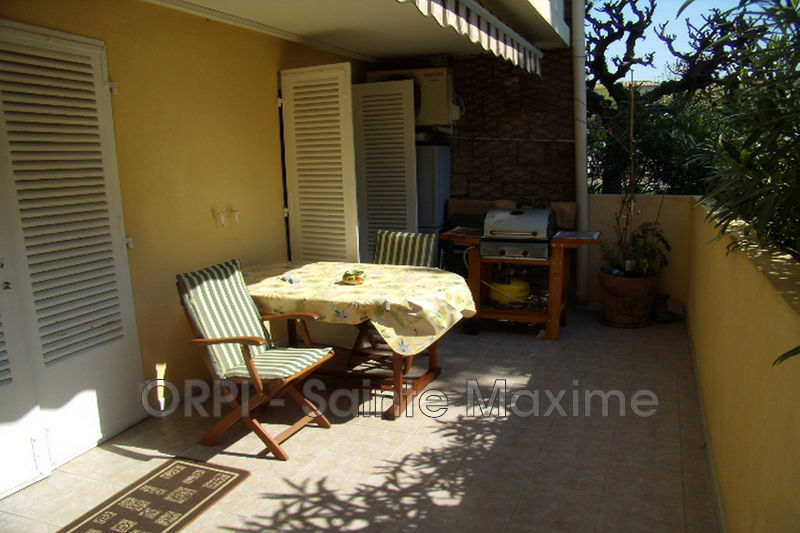 Photo Apartment Sainte-Maxime Centre-ville,  Vacation rental apartment  2 rooms   37 m²