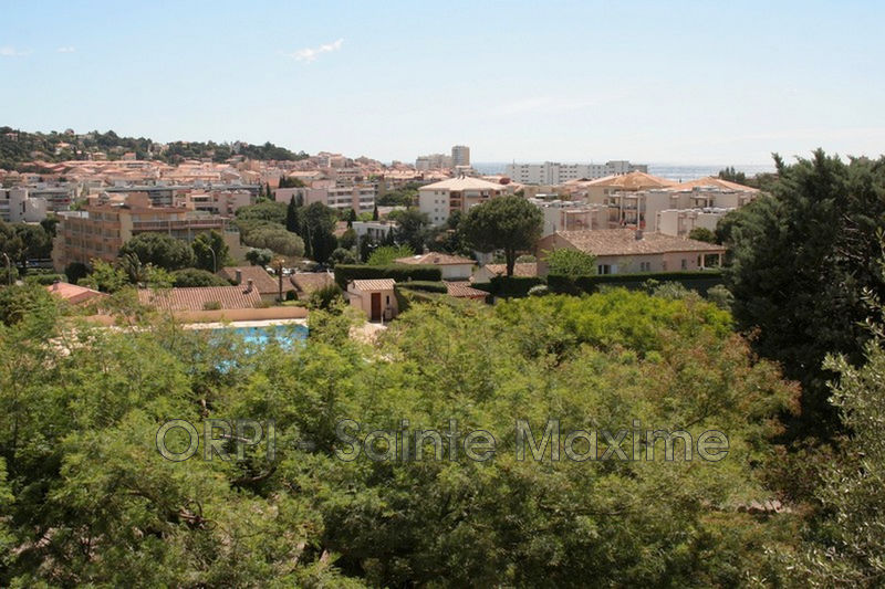 Photo Apartment Sainte-Maxime Centre-ville,  Vacation rental apartment  3 rooms   70 m²