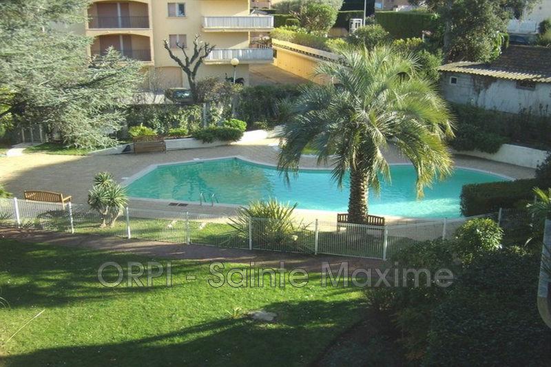 Photo Appartement Sainte-Maxime Centre-ville,  Location saisonnière appartement  3 pièces   57m²