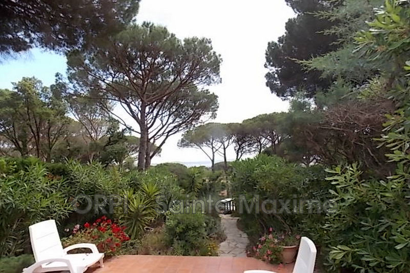 Photo Mazet Sainte-Maxime Proximite ville,  Vacation rental mazet  2 bedroom   50m²