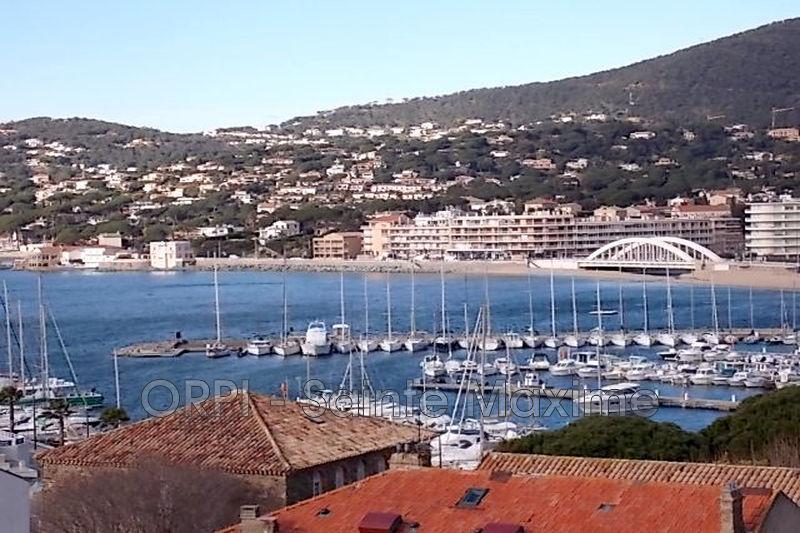 Photo Appartement Sainte-Maxime Front de mer,  Location saisonnière appartement  3 pièces   150m²