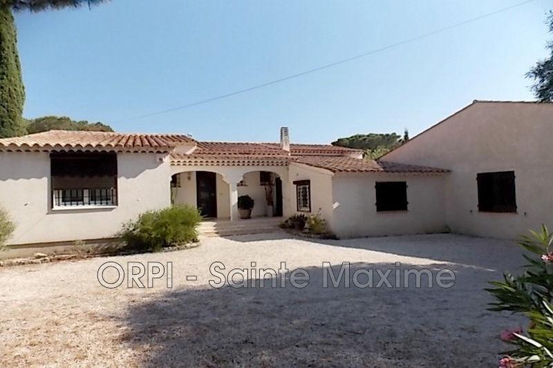 Photo Villa Sainte-Maxime Centre-ville,  Vacation rental villa  2 bedroom   150m²