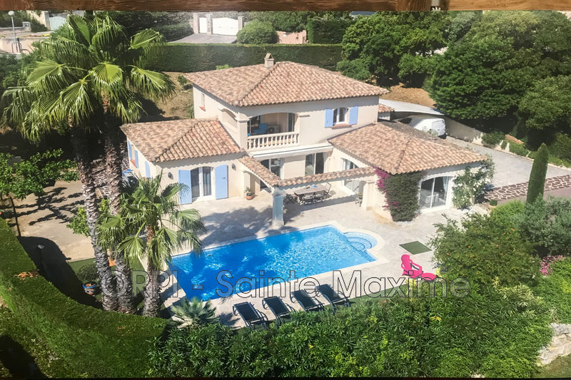 Photo Villa Sainte-Maxime Proche plages,  Vacation rental villa  3 bedroom   140 m²