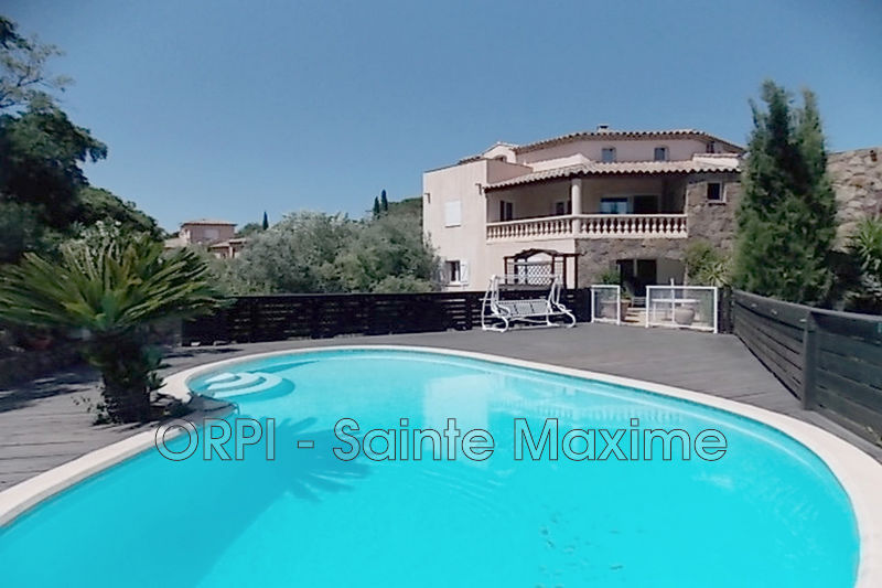 Photo Villa Sainte-Maxime Proche plages,  Vacation rental villa  4 bedroom   180 m²