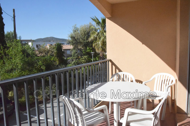 Photo Apartment Sainte-Maxime Centre-ville,  Vacation rental apartment  2 rooms   32 m²