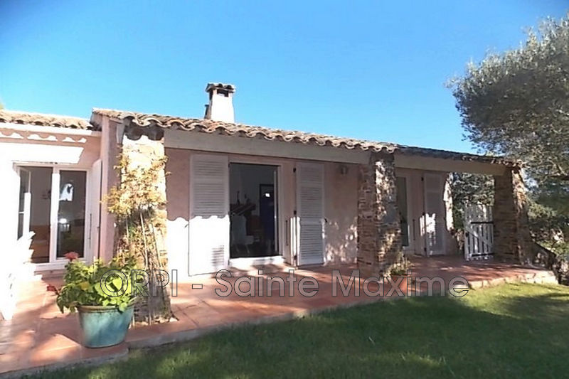 Photo Villa Sainte-Maxime Proche plages,  Vacation rental villa  3 bedroom   120 m²
