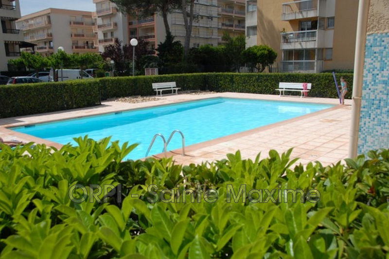 Photo Apartment Sainte-Maxime Proche plages,  Vacation rental apartment  1 room   28 m²