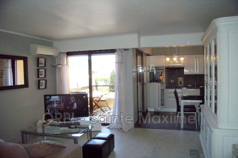Photo Apartment Sainte-Maxime Centre-ville,  Vacation rental apartment  1 room   30m²