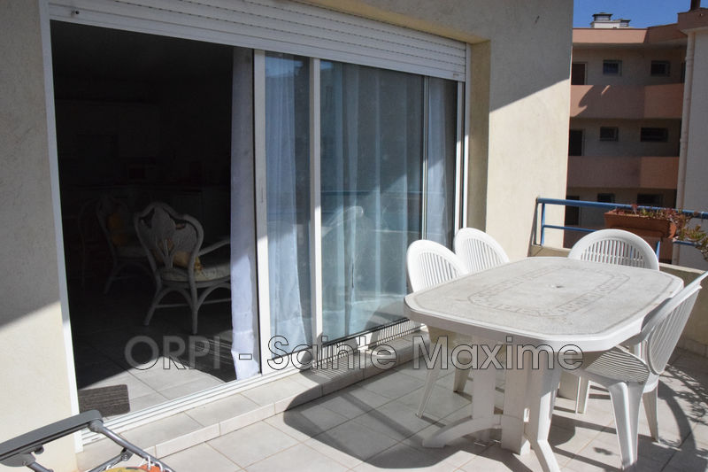 Photo Apartment Sainte-Maxime Centre-ville,  Vacation rental apartment  5 rooms   95 m²