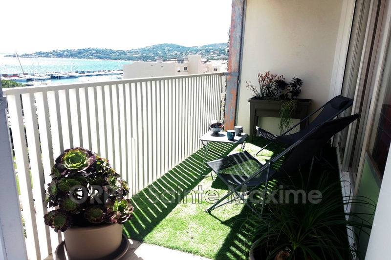 Photo n°2 -  appartement Sainte-Maxime 83120 - 880 €