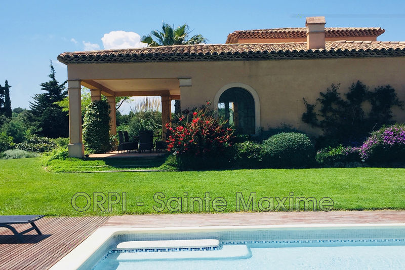 Photo Villa Grimaud Proche plages,  Vacation rental villa  4 bedroom   220 m²