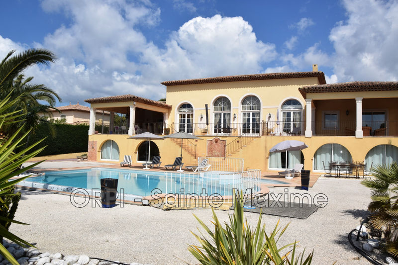 Photo Villa Grimaud Proche plages,  Vacation rental villa  4 bedroom   320 m²
