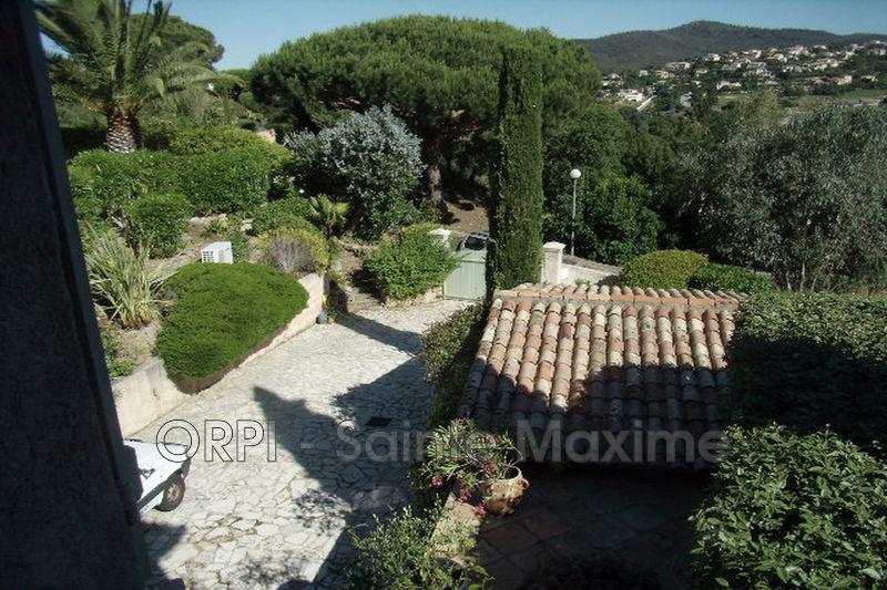Photo Villa Sainte-Maxime Proche plages,  Location saisonnière villa  4 chambres   130m²
