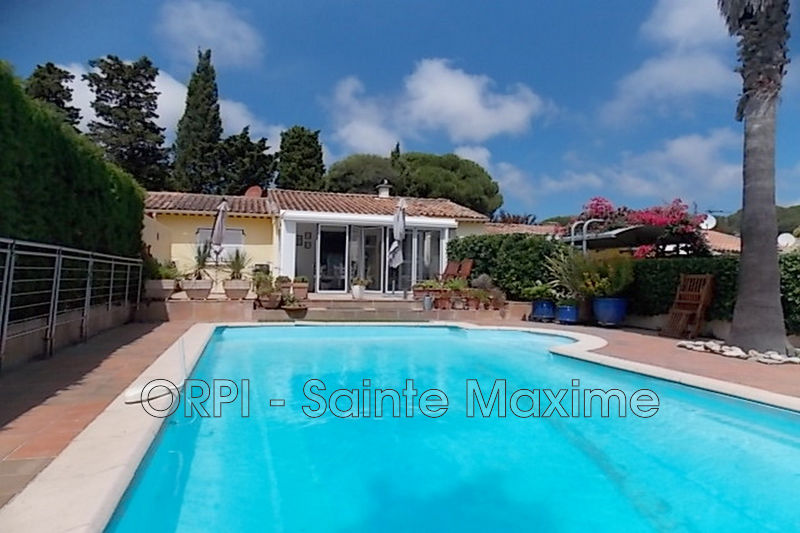 Photo Villa Sainte-Maxime Proche plages,  Vacation rental villa  4 bedroom   110 m²