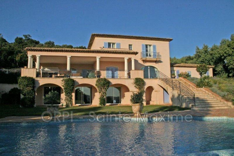 Photo Villa Grimaud  Location saisonnière villa  8 chambres   400m²