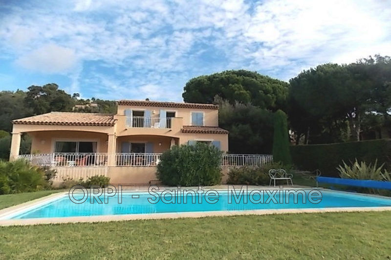 Photo Villa Sainte-Maxime Proche plages,  Vacation rental villa  4 bedroom   140 m²