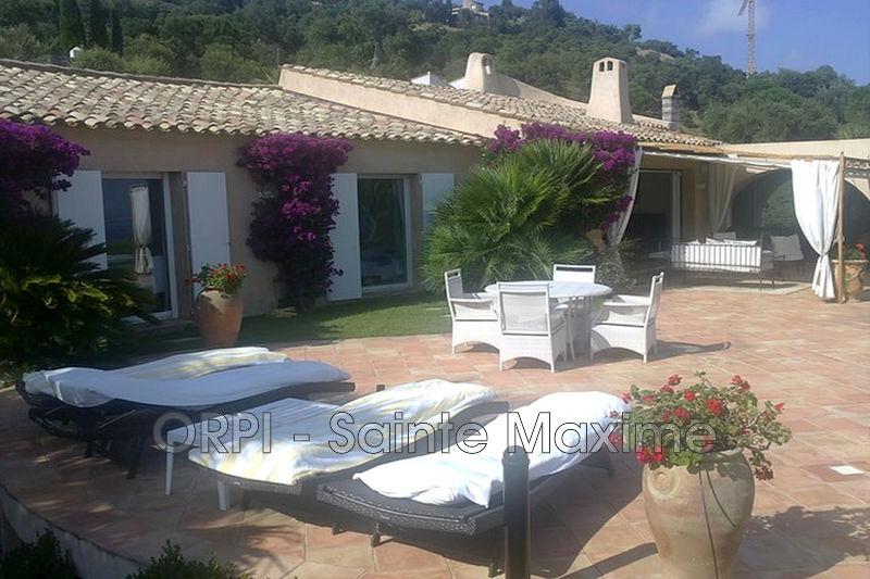 Photo Villa Sainte-Maxime Guerrevieille,  Vacation rental villa  4 bedroom   170m²