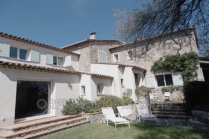 Photo Villa Grimaud Doamine de ,  Vacation rental villa  5 bedroom   150 m²