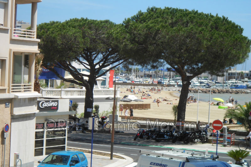 Photo Apartment Sainte-Maxime Centre-ville,  Vacation rental apartment  3 rooms   56 m²