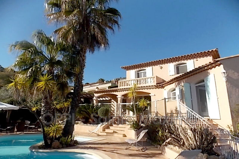 Photo Villa Sainte-Maxime Proche plages,  Vacation rental villa  4 bedroom   200 m²
