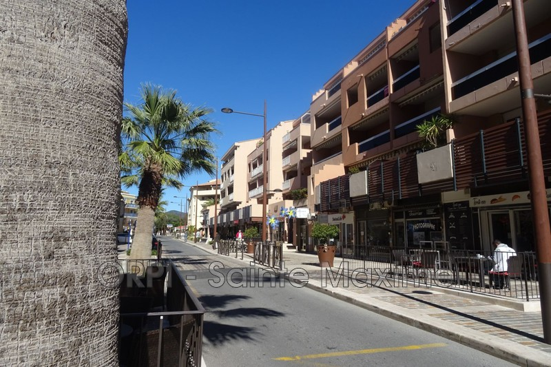 Photo Apartment Sainte-Maxime Centre-ville,  Rentals apartment  2 rooms   25 m²