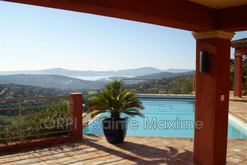 Photo Villa Sainte-Maxime Domaine du golf,  Vacation rental villa  5 bedroom   270 m²