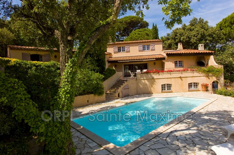 Photo Villa provençale Sainte-Maxime  Vacation rental villa provençale  5 bedroom   150 m²