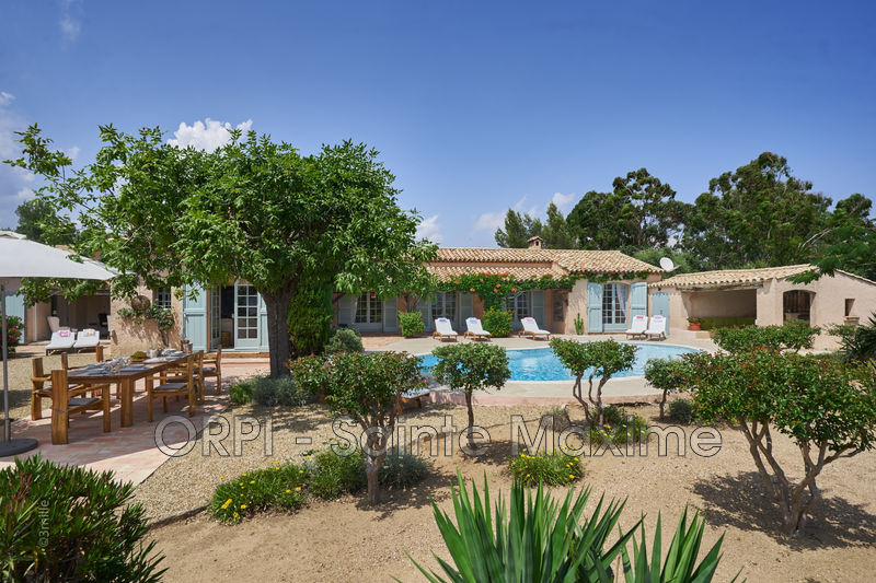 Photo Villa Grimaud Beauvallon,  Vacation rental villa  5 bedroom   400 m²