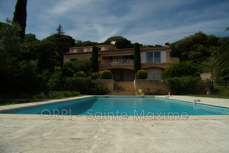 Photo Villa Sainte-Maxime  Vacation rental villa  3 bedroom   140 m²