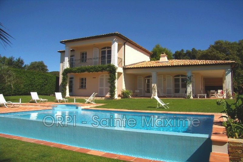 Photo Villa Grimaud  Vacation rental villa  4 bedroom   120 m²