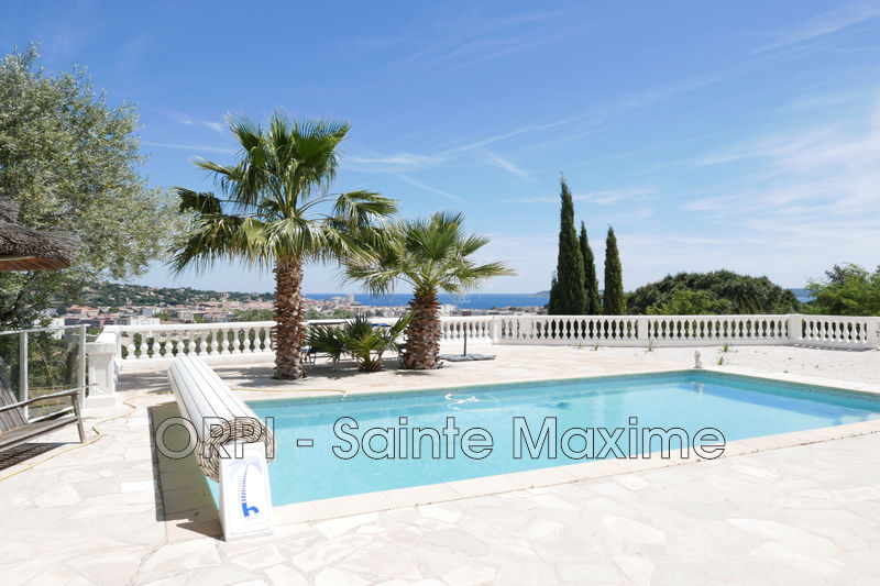 Photo Villa Sainte-Maxime Proche centre ville,  Vacation rental villa  4 bedroom   200 m²
