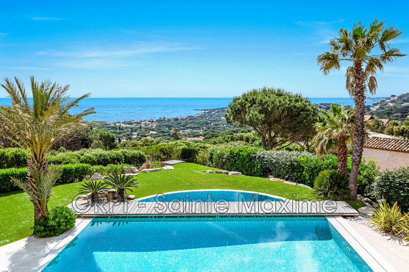 Photo Villa Sainte-Maxime Proche plages,  Vacation rental villa  5 bedroom   300 m²