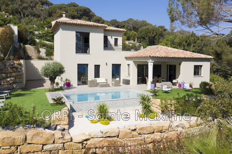 Photo Maison contemporaine Sainte-Maxime Proche plages,  Vacation rental maison contemporaine  4 bedroom   175 m²