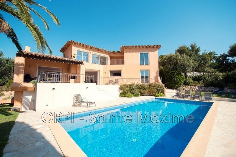 Photo Villa Sainte-Maxime Proche plages,  Vacation rental villa  4 bedroom   225 m²