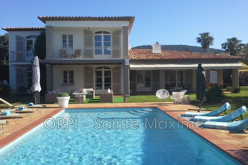 Photo Villa Grimaud Parcs de beauvallon,  Vacation rental villa  4 bedroom   200 m²