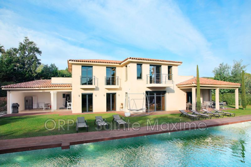Photo Villa Grimaud Proche plages,  Vacation rental villa  6 bedroom   300 m²
