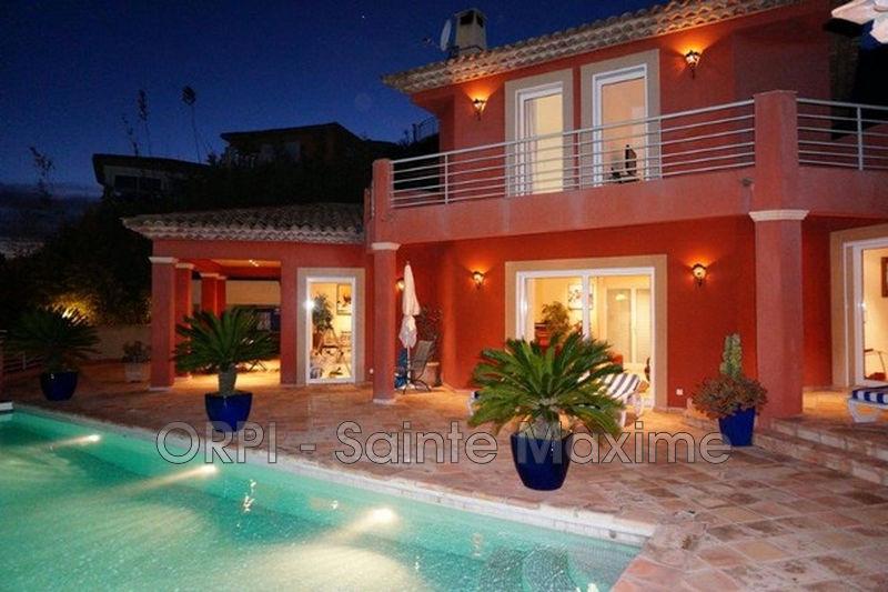Photo Villa provençale Sainte-Maxime Domaine du golf,   achat villa provençale  5 chambres   270m²