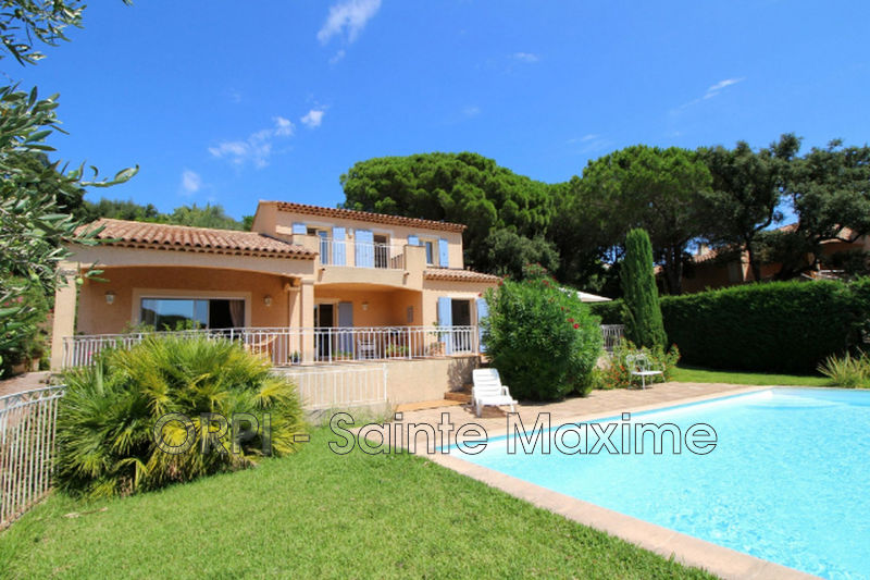 Photo Villa Sainte-Maxime   to buy villa  4 bedroom   150 m²
