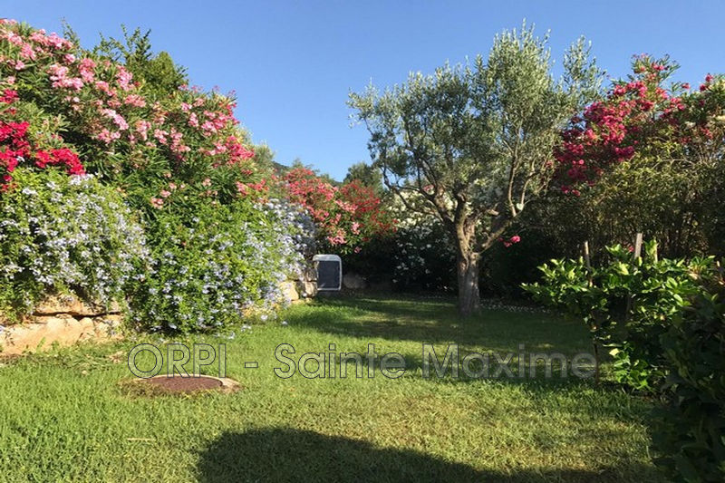 Photo Land Sainte-Maxime Proche plages,   to buy land   475 m²