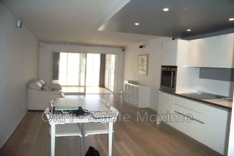 Photo Appartement Sainte-Maxime Centre-ville,   achat appartement  2 pièces   53 m²