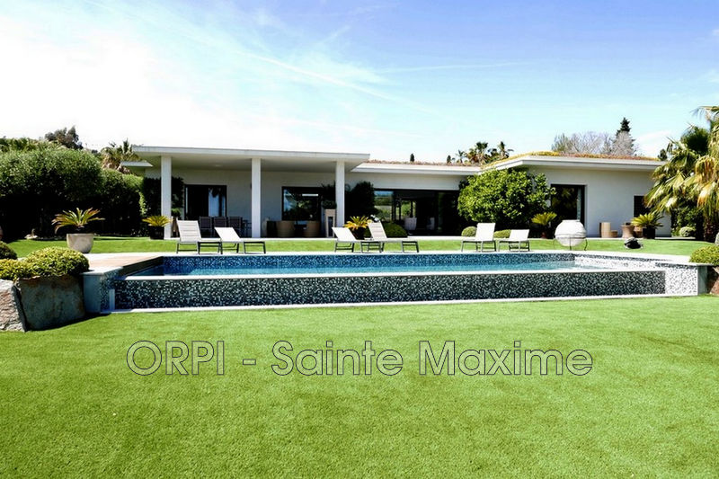 Photo Villa Grimaud Front de mer,   achat villa  4 chambres   296m²