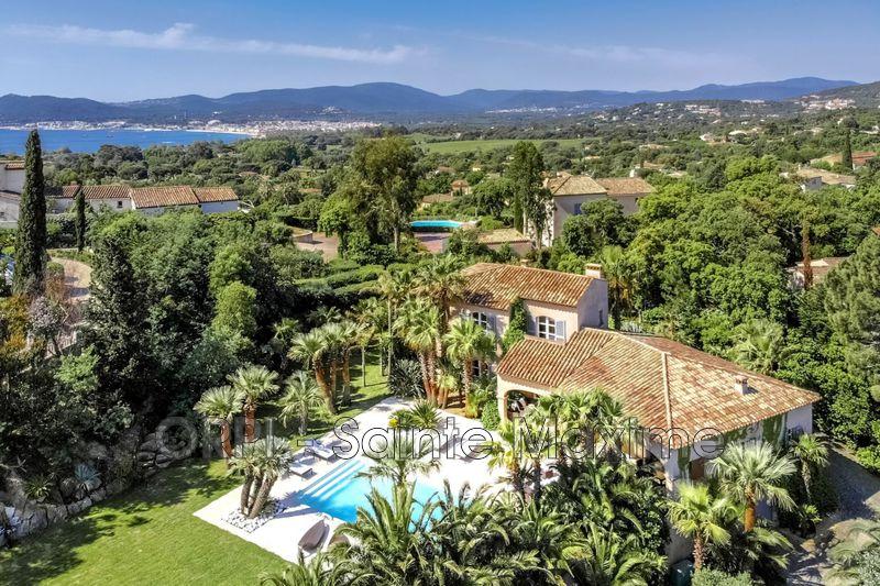 Photo Villa provençale Sainte-Maxime Proche plages,   achat villa provençale  5 chambres   251m²
