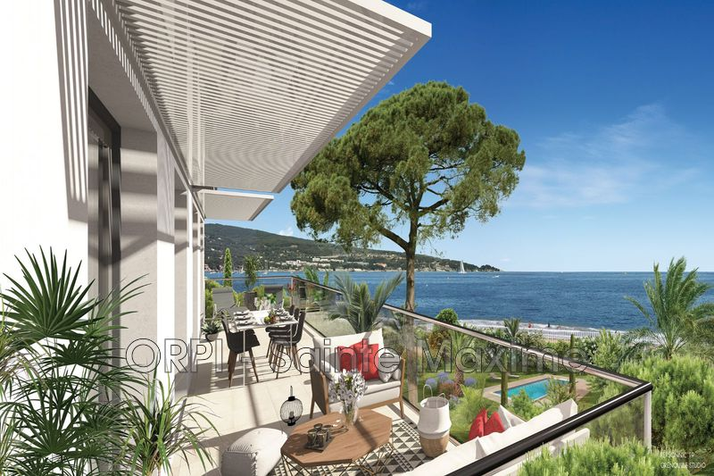 Photo Villa Sainte-Maxime Proche plages,   to buy villa  2 bedroom   83 m²