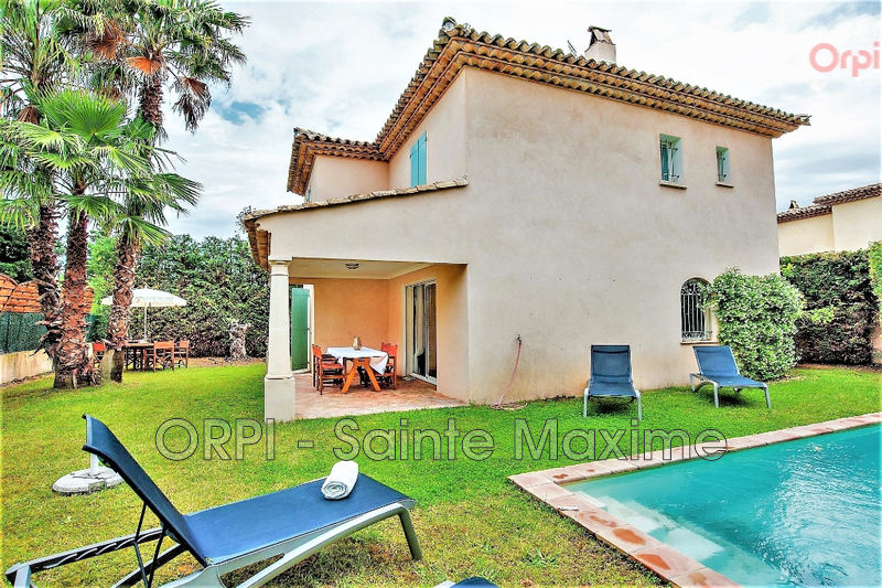 Photo Villa Sainte-Maxime Proche centre ville,   to buy villa  3 bedroom   127 m²