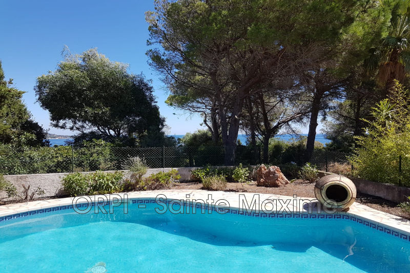 Photo Villa Sainte-Maxime Bord de mer,   to buy villa  4 bedroom   100 m²